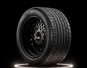 3D P ZERO Asimmetrico Pirelli F40 Real World Details