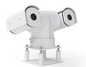 Security Cameras 3D model