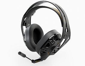 3D model Headphones Plantronics RIG 500 Pro HC