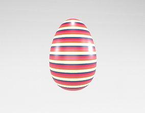 3D model Easter Egg v1 002