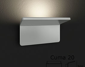 Artemide Cuma 20 Roberto Paoli 3D model