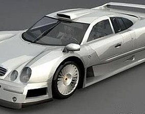 3D model Mercedes CLK