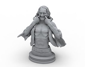 That forced smile 3D print model figurines