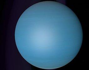 Uranus planet 3D