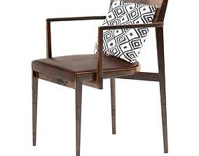 Lisa Natuzzi armchair 3D