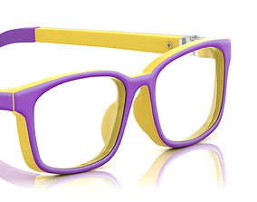 Eyeglasses for Men and Women eyewear 3D print model