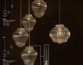 3D asset Zafferano Bonnie and Clyde light