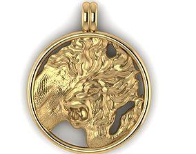 magerit zodiac leo 3D printable model