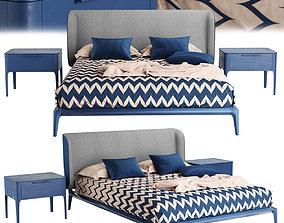 3D Mara Furman Bed