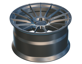 3D Enkei RS05RR - Wheel
