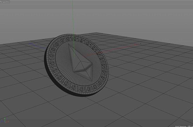 ethereum-coin-3d-eth-coin-3d-model-obj-3