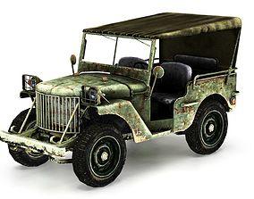 Dodge WC 3D model