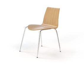 3D Plywood Chair