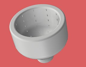 shower blower 3D printable model