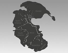 3D Pangea