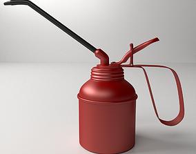 3D model Oil Can