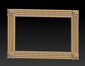 3D model frame 111