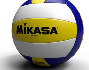 Volleyball ball 3D asset
