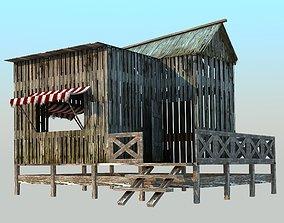farm Barrack 3D model