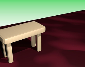 3D printable model Miniature table
