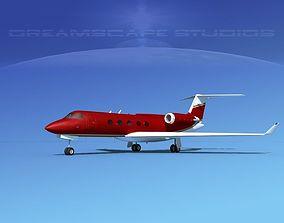 3D Grumman Gulfstream G-V V11