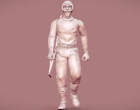 3D printable model El Eternauta