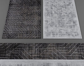 3D model Rugs collection 218
