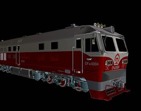 3D print model lacomotiv