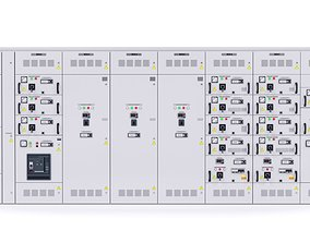 Complete Transformer Substations for Internal 3D model