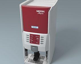3D Nescafe Alegria Coffee Machine