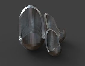 3D printable model Abstract Pot
