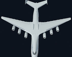 Antonov AN-225 3D model