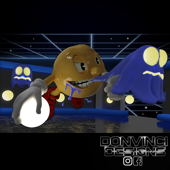 Angry PacMan