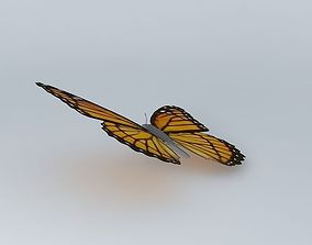 3D model The Viceroy Butterfly