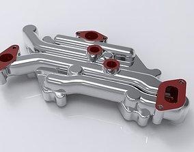 3D model oil transmitter