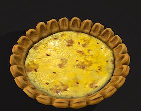 Custard Pie 3D asset