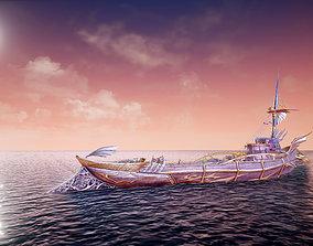 3D model Nautilus