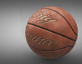 3D PBR Basketball