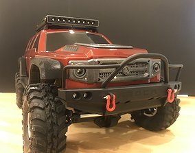 3D print model Redcat Everest Gen7 Front Grill