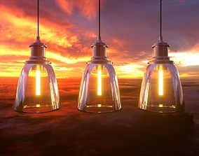 3D model Modern Home Interior Light