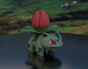 3D printable model figure Pokemon Ivysaur
