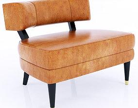 3D model Jean de Merry Tribeca Chair