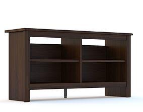 mueble Ikea Brusali TV 3D