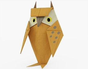 Origami Owl 3D model