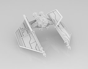 3D print model Supreme Fighter - X Wing Scale