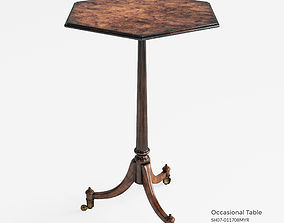 Scarborough House Occasional Table 3D