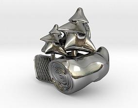3D print model DeepForest