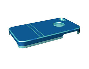 iphone4 and 4s case 3D printable model