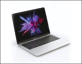 Apple MacBook Pro 3D