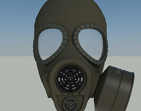 STALKER Mercenaries Gas mask 3D print model